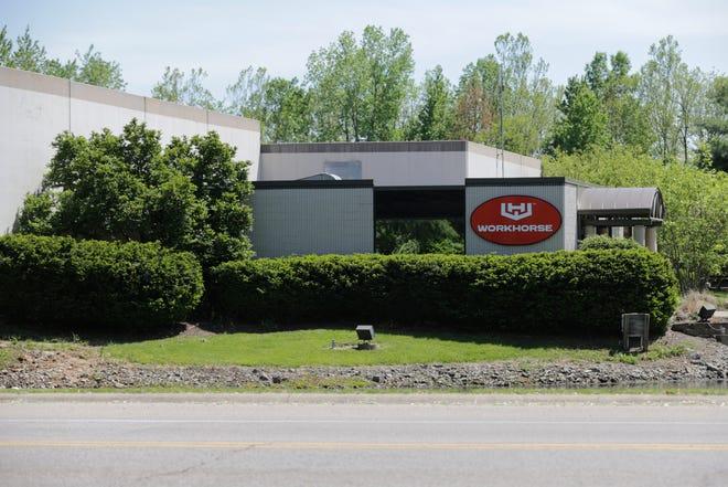 Workhorse Group headquarters in Loveland, Ohio.