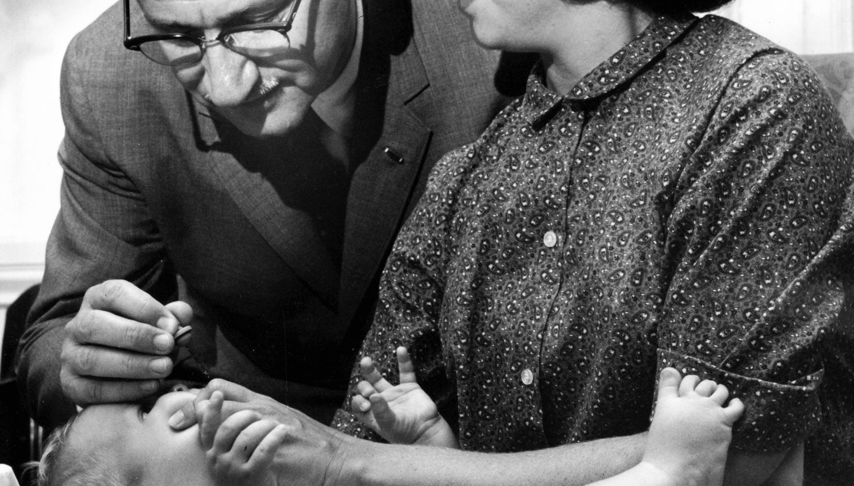 Our history: Sabin and Salk competed for safest polio vaccine