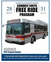 The bus routes offer access to the public library, the Roxy Theatre, the Customs House Museum, historical sites and special events.