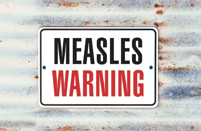 Prevent the transmission of measles with a safe and effective vaccination.