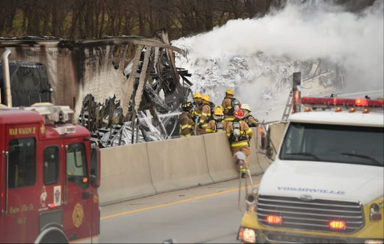Pennsylvania State Police say Jaspreet Singh Chahal of Frenso, Calif., is also charged with reckless endangering and summary counts including careless and reckless driving in the crash that killed a former Fanwood woman and her fiance on the way to their wedding in Pittsburgh. (Bill Uhrich/Reading Eagle via AP, File)