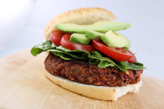 Fresh Cafe & Market has nabbed a spot on PETA's 2019 Top 10 Golden Burger Awards list for its Original Veggie Burger.