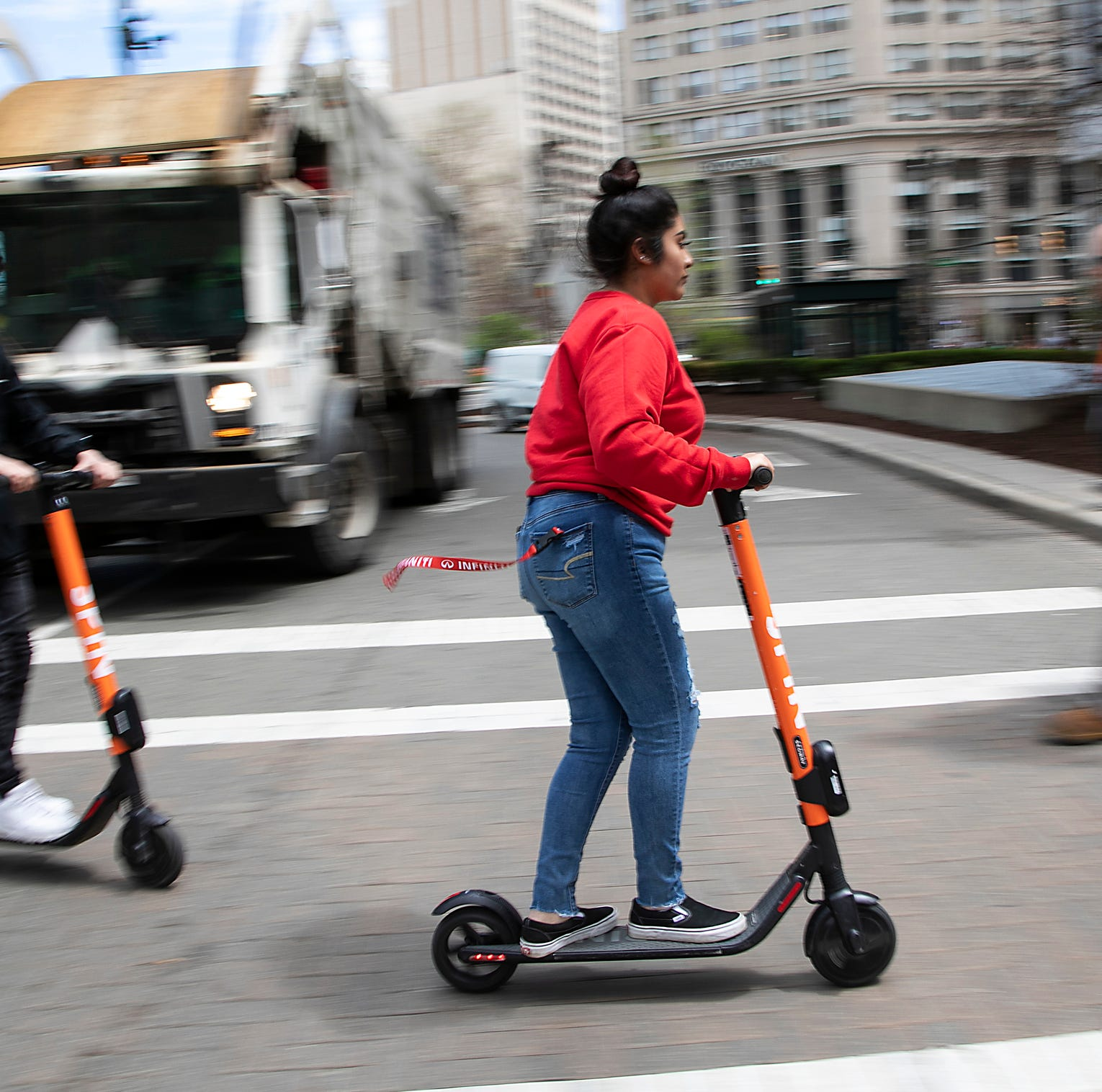 Bird, Lime, Spin scooters return to Detroit, some prices up