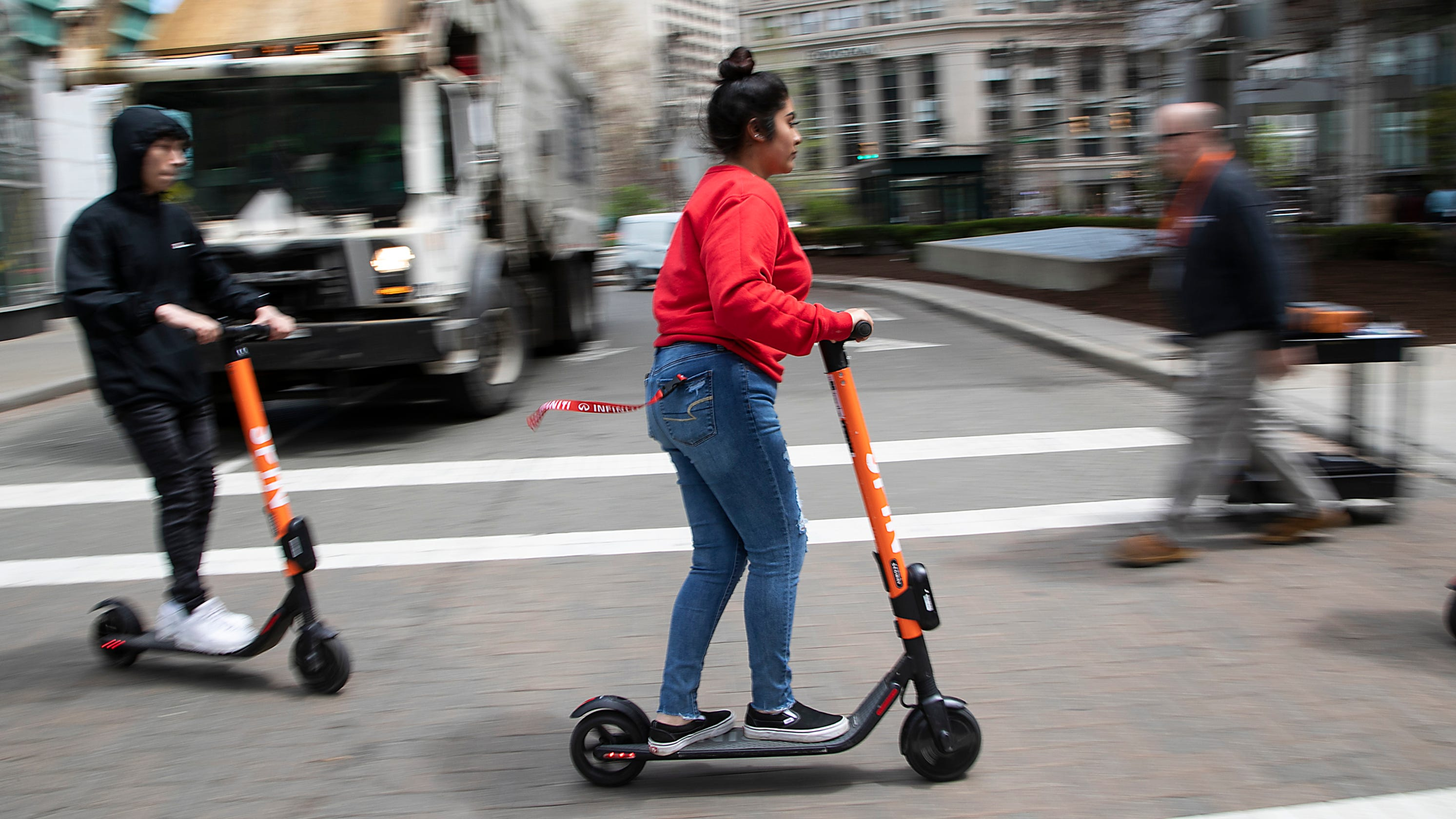 It's scooter season again in Detroit, but some prices are up