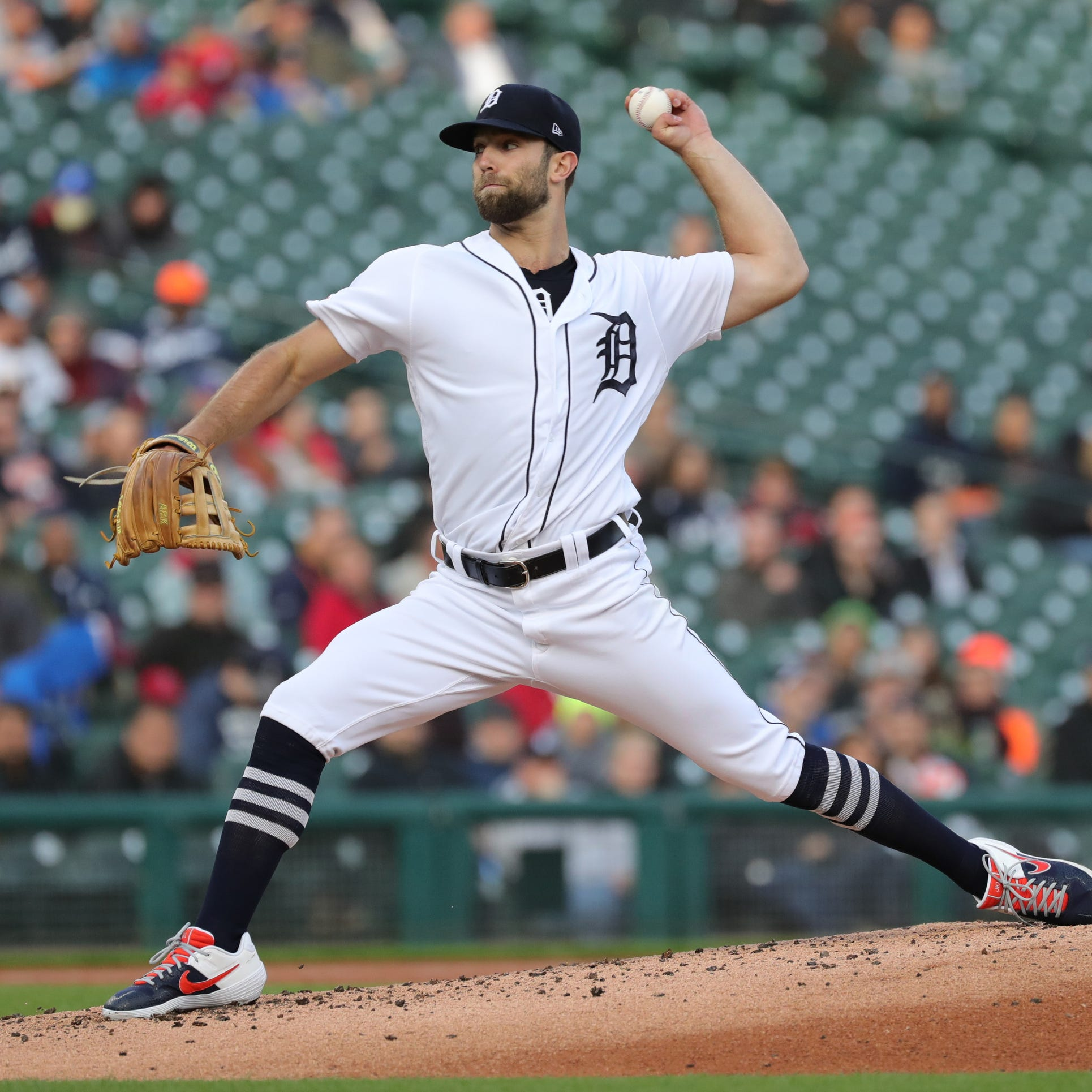 Here's why Detroit Tigers' Daniel Norris was pleased with his start in Tuesday's loss