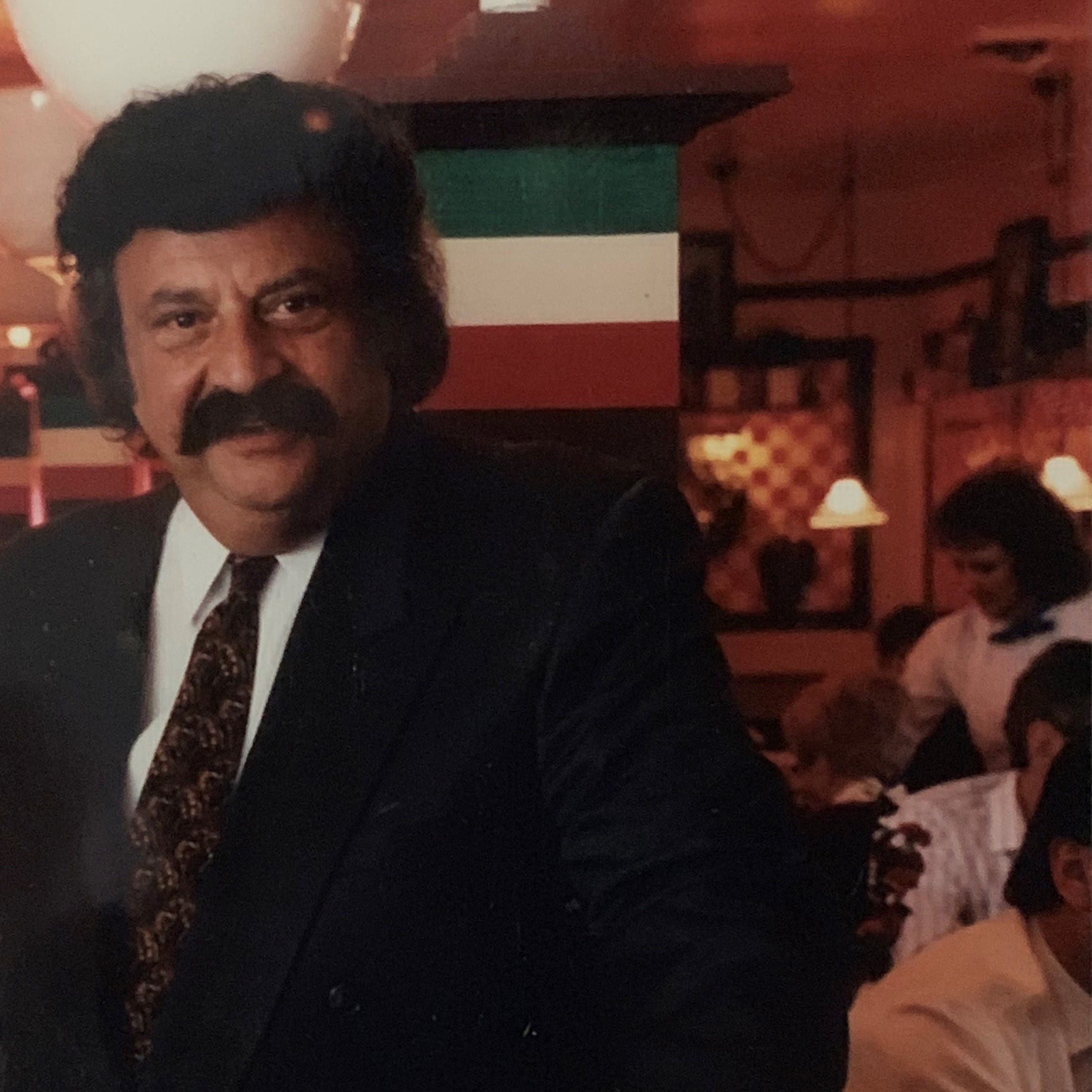 Larry Bongiovanni, founder of Salvatore Scallopini restaurants, has died at 82