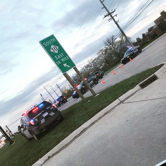 West Bloomfield police closed Northwestern at Orchard Lake for several hours Wednesday following a fatal traffic crash.