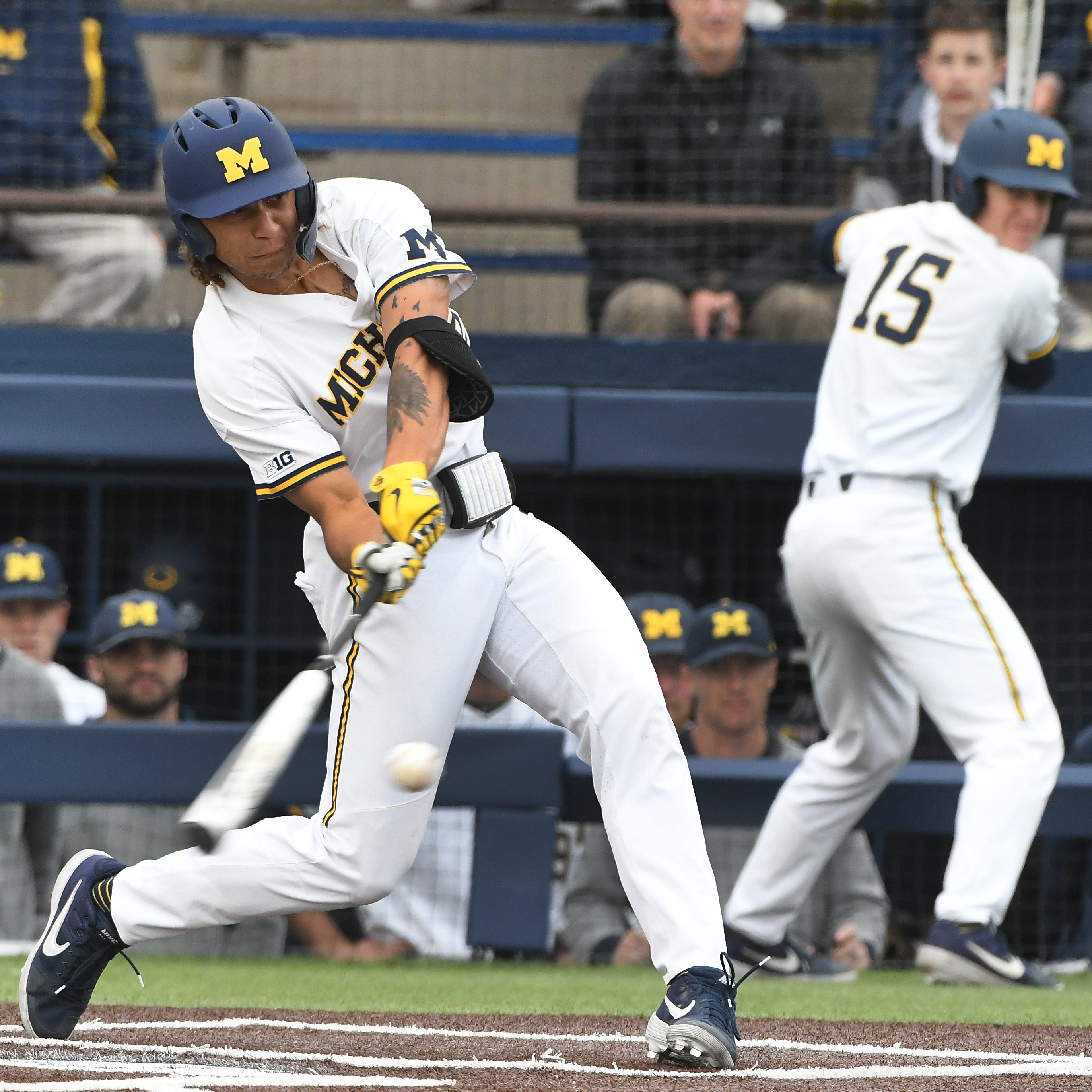 Michigan baseball makes its case for NCAA bid