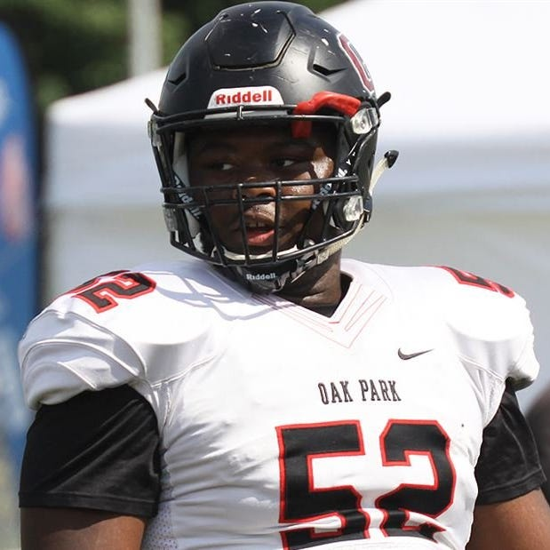 Michigan among top five for Oak Park's Justin Rogers, nation's No. 1 guard