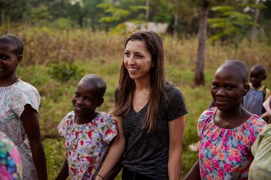Ashley Boyd first visited Uganda as part of a high school exchange program.