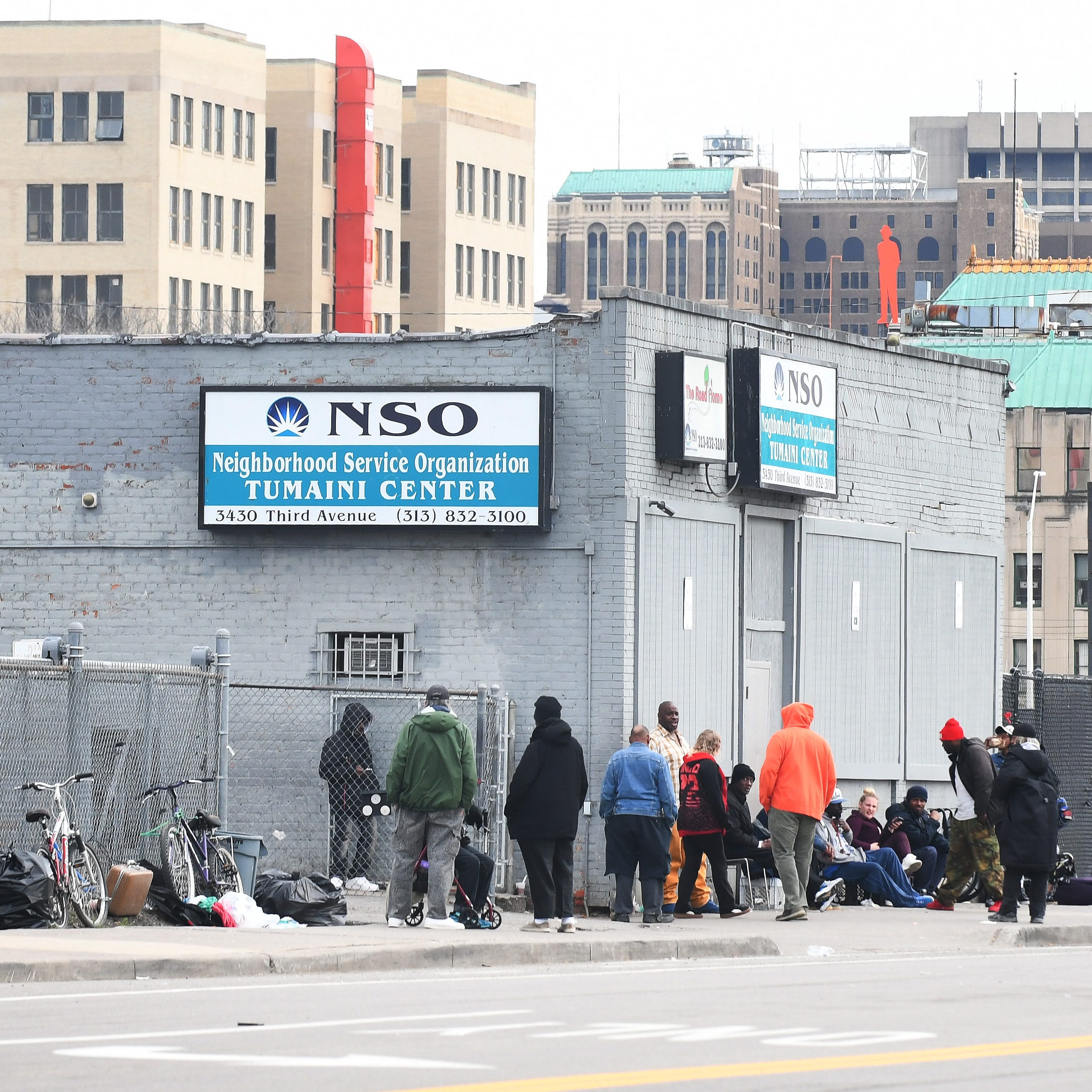 Ilitches back out of $1.5M deal to buy homeless shelter building in Detroit's Midtown