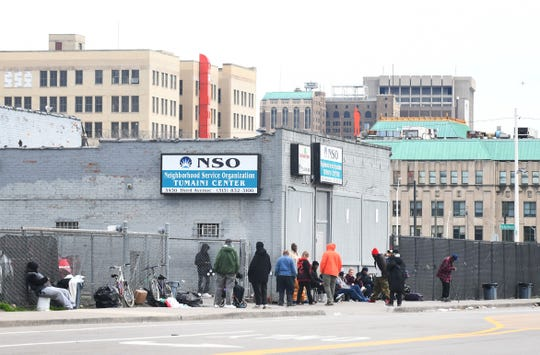 The nonprofit Tumaini Center, a homeless crisis center in Detroit operated by the Neighborhood Service Organization, had an agreement to be sold to Olympia Development for $1.5 million.