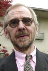 Former mayoral press secretary  Bob Berg in 2003.