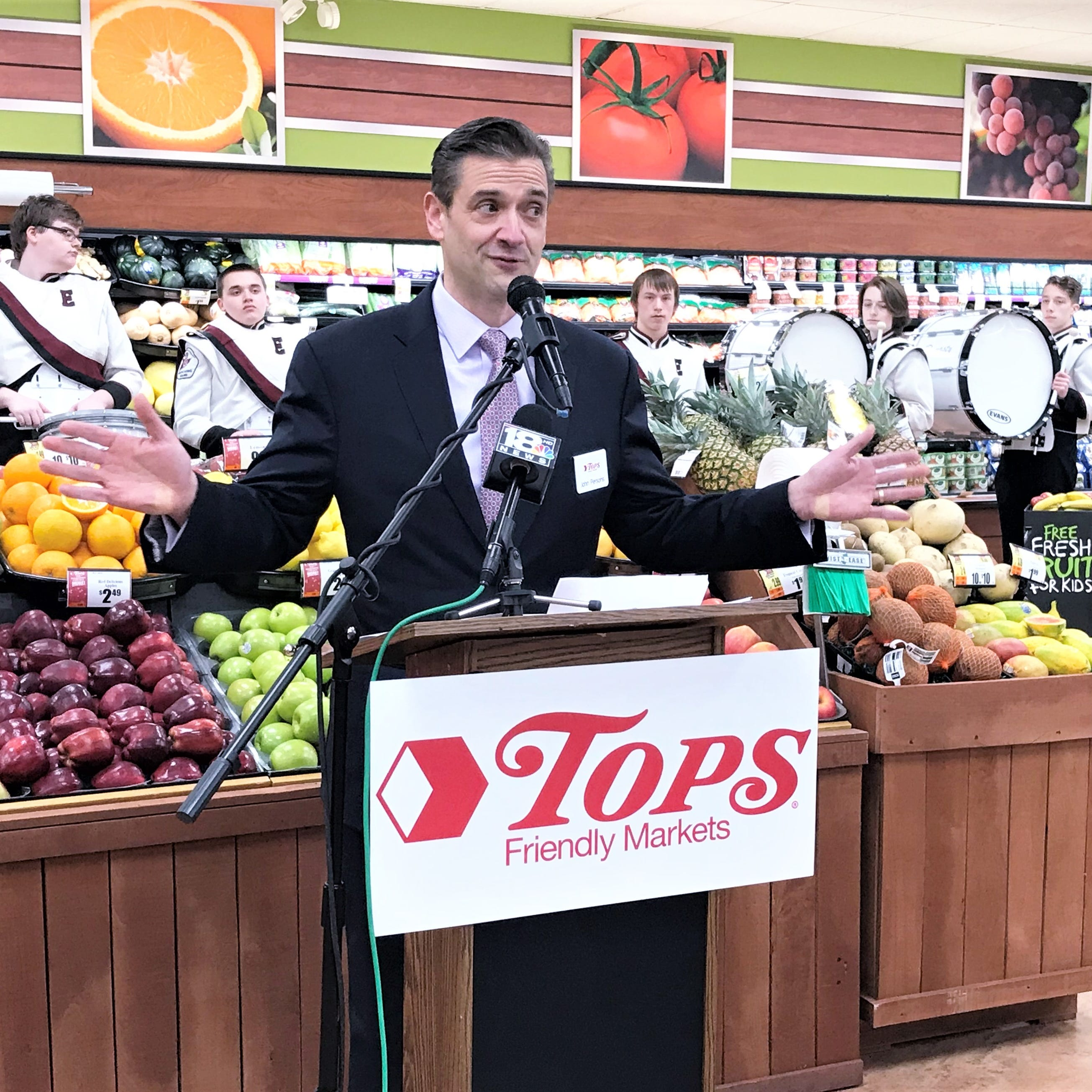 Southport Tops market unveils $1.8 million upgrade