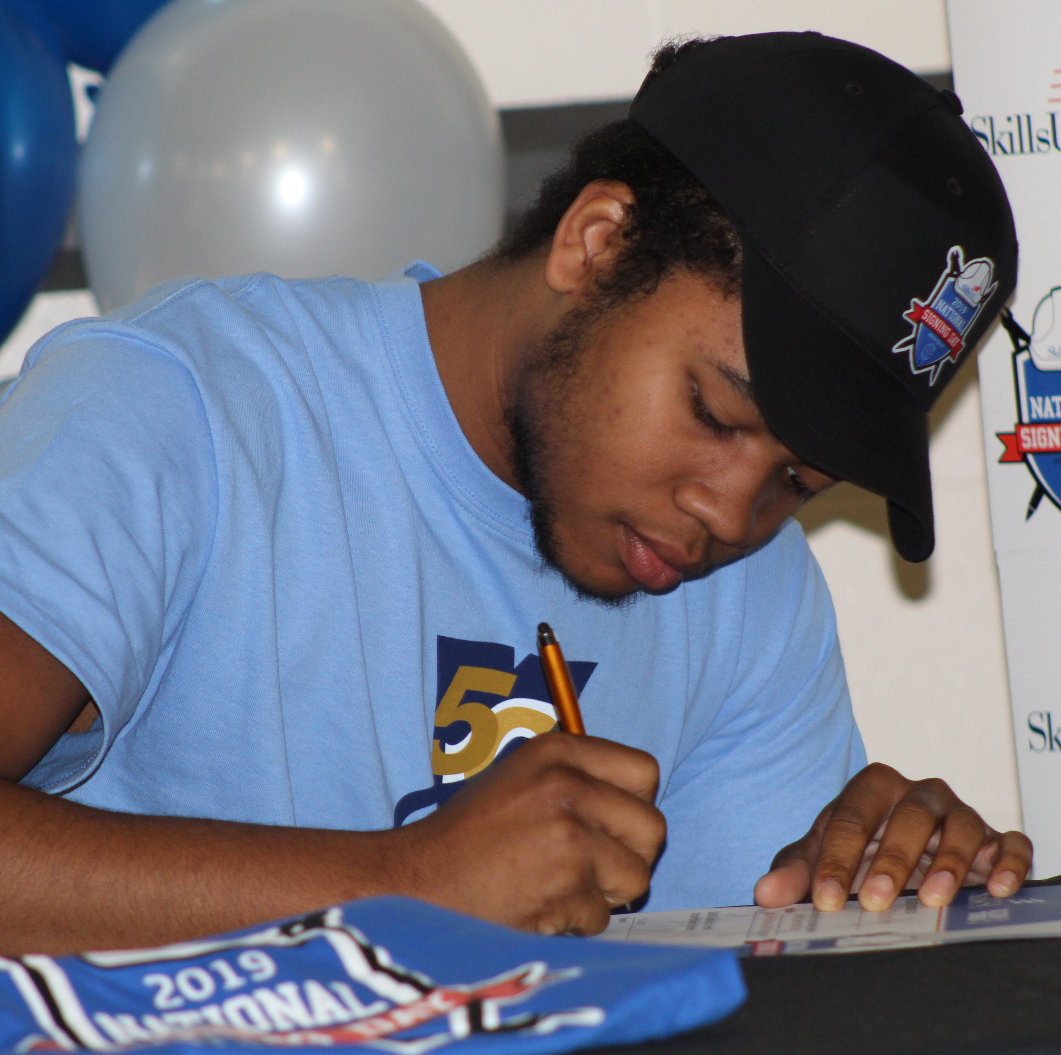 Student signing day shines spotlight on skilled trade jobs