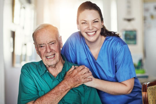 Personal care providers help with a variety of day to day tasks for patients.