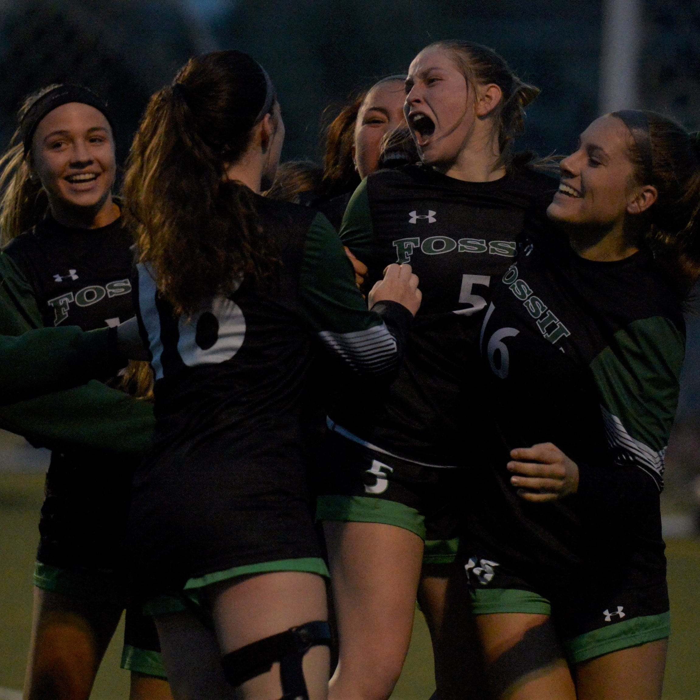 Fossil Ridge soccer opens playoffs with thrilling overtime win over Valor Christian