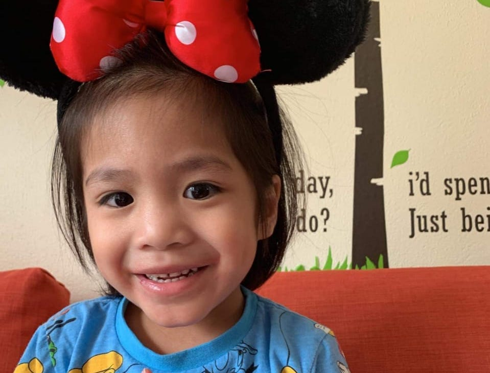 Jericho David, the 4-year-old boy who died in a Dededo auto-pedestrian accident on May 7, 2019, is shown in this undated photo.