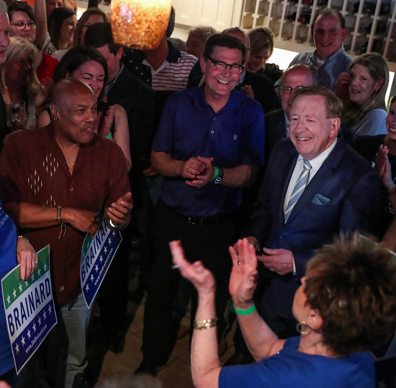 Mayor Jim Brainard wins GOP primary in closest race in decades