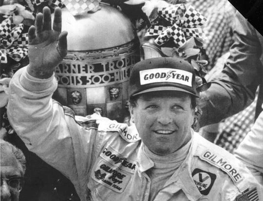 A.J. Foyt captures the last of his four 500s.