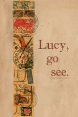 "Marianne Maili will be apprearing at Prairie Lights on Thursday, May 9, at 7 p.m. to read from her book ""Lucy, Go See"""
