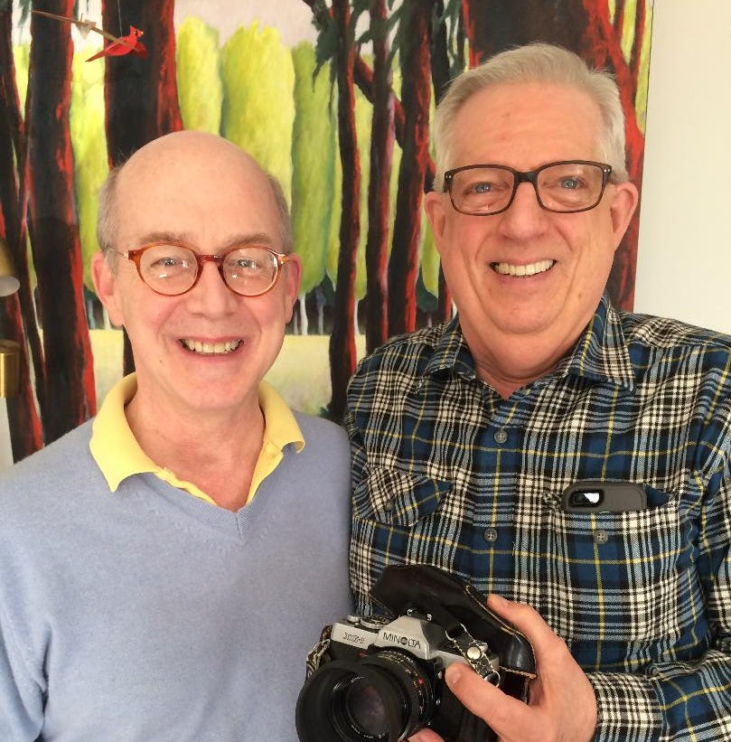 Ulysses Town Talk: Camera, given away decades ago, comes full circle