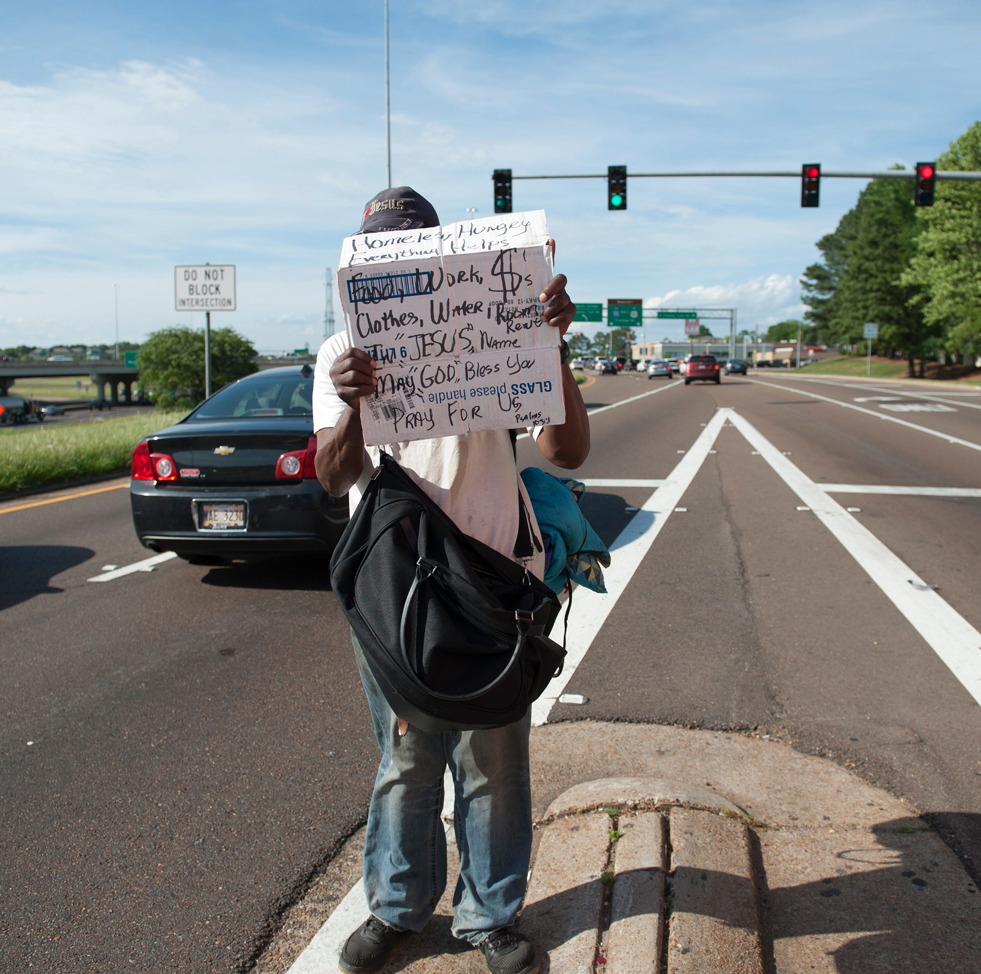 'Just trying to make it': What panhandlers have to say might surprise you.