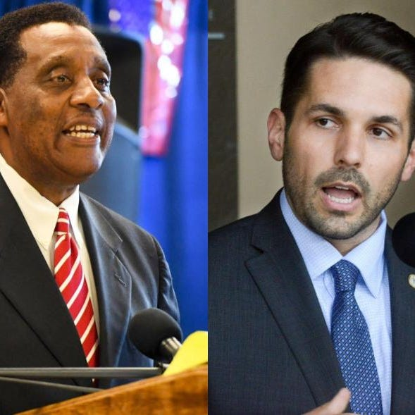 History made as Scott Conger and Jerry Woods face each other in first mayoral runoff in 48 years