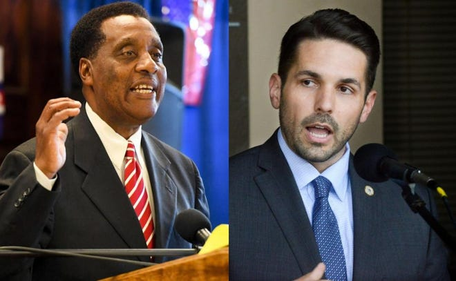 Jerry Woods and Scott Conger will face off in the first runoff for the Jackson mayoral seat in 48 years.