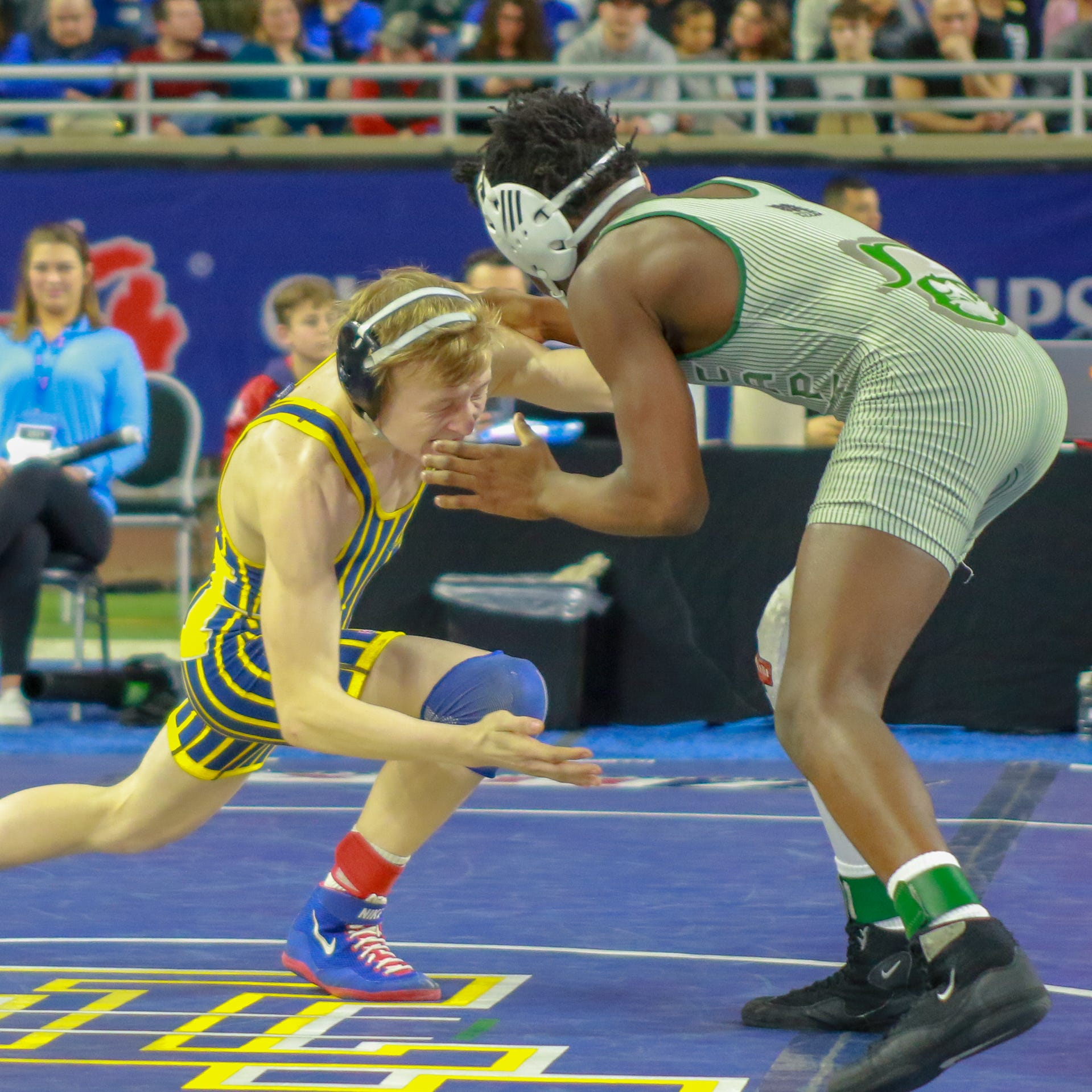 Indiana NAIA school mines Livingston County all-state wrestling talent