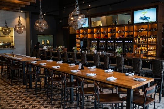 LouVino is a modern wine bar out in Middletown.