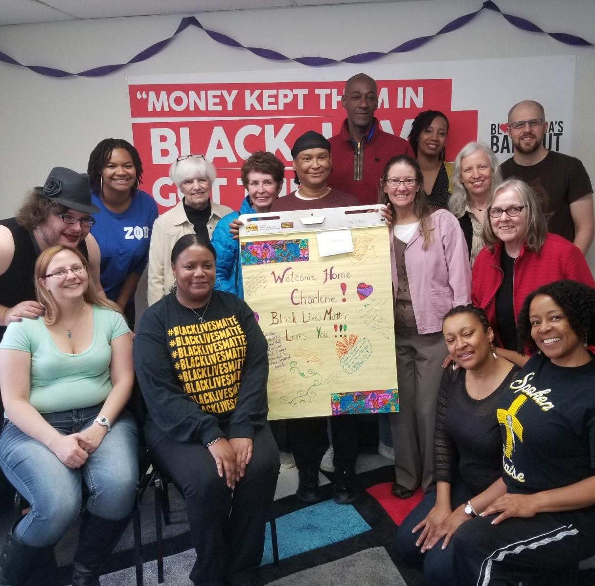 Lansing group uses #FreeBlackMamas campaign to bail women out of jail for Mother's Day