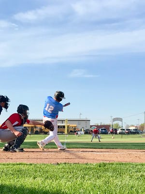Ridgedale faces Mohawk in a Northern 10 Athletic Conference baseball game last spring. With Ohio Gov. Mike DeWine's announcement that children are not returning to their school building for the rest of the academic year, high school spring sports will likely be a casualty of the decision.
