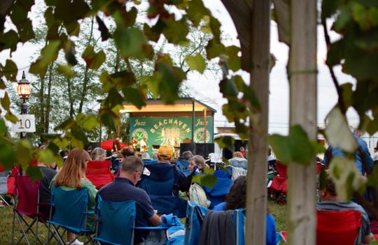 Jazz on the Lawn at Beachaven Vineyareds & Winery