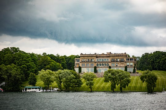 Stone Manor on Lake Geneva