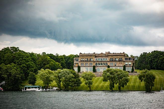 Stone Manor on Lake Geneva