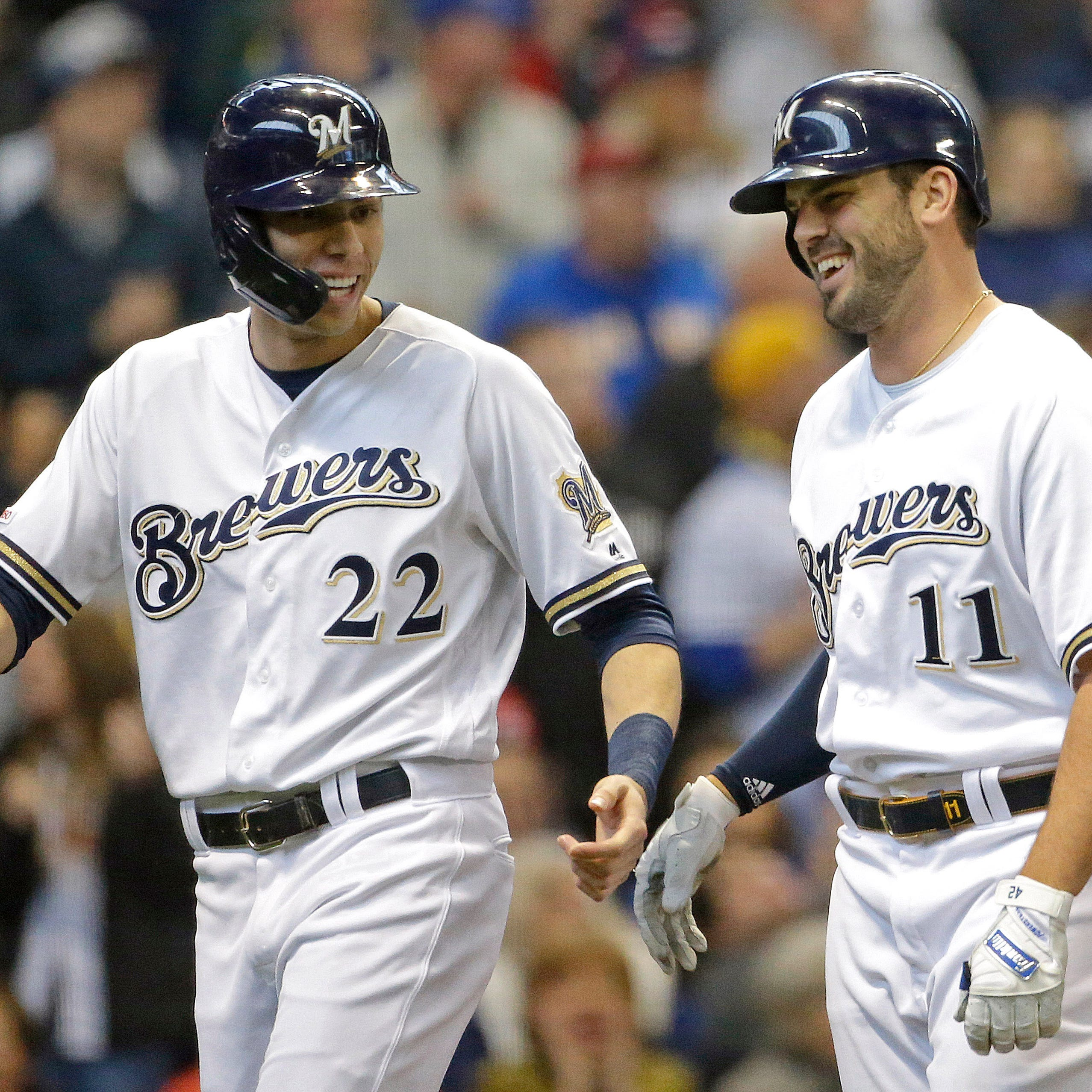 A daunting trip awaits, but the Brewers took advantage of the competition to get hot in time