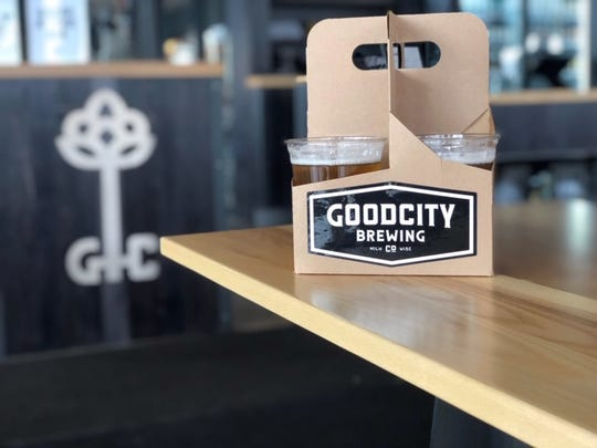 Good City is selling four packs during Bucks plaza games.