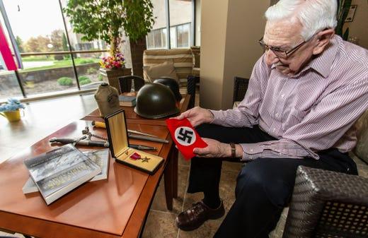 Wauwatosa World War II Army veteran remembers time during