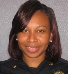 Staton corrections officer Lashay Stinson, 35 of Montgomery, was charged with possession of marijuana on May 6, 2019.