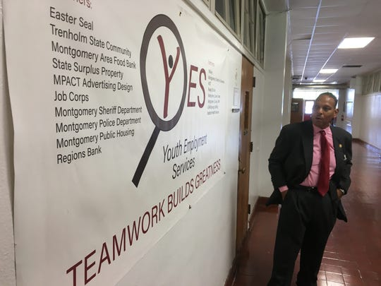 Youth Employment Service Executive Director Cederick Williams said more than a dozen groups have provided equipment, staffing or other help.