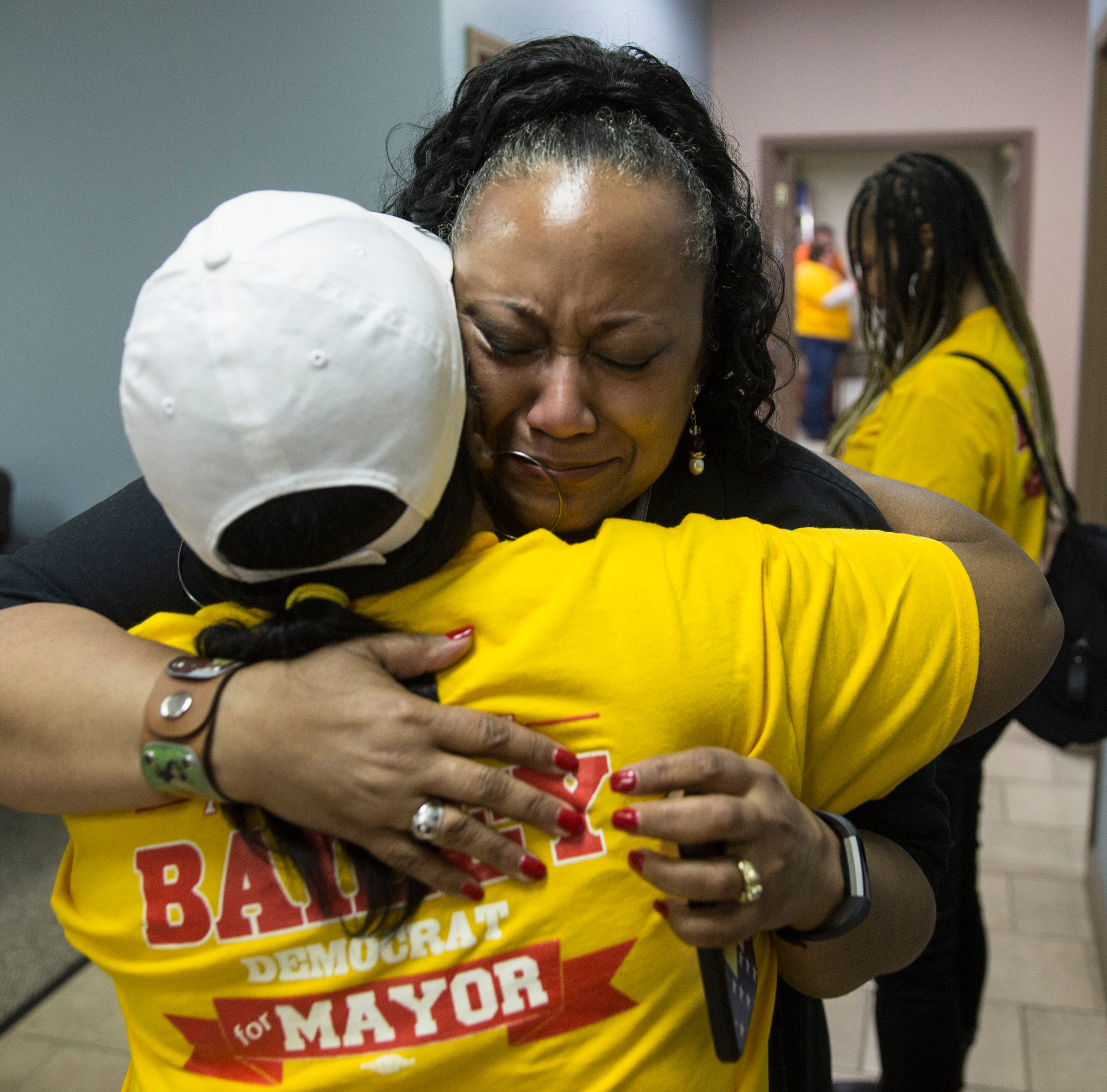 Bailey makes Muncie election history as first black mayoral nominee