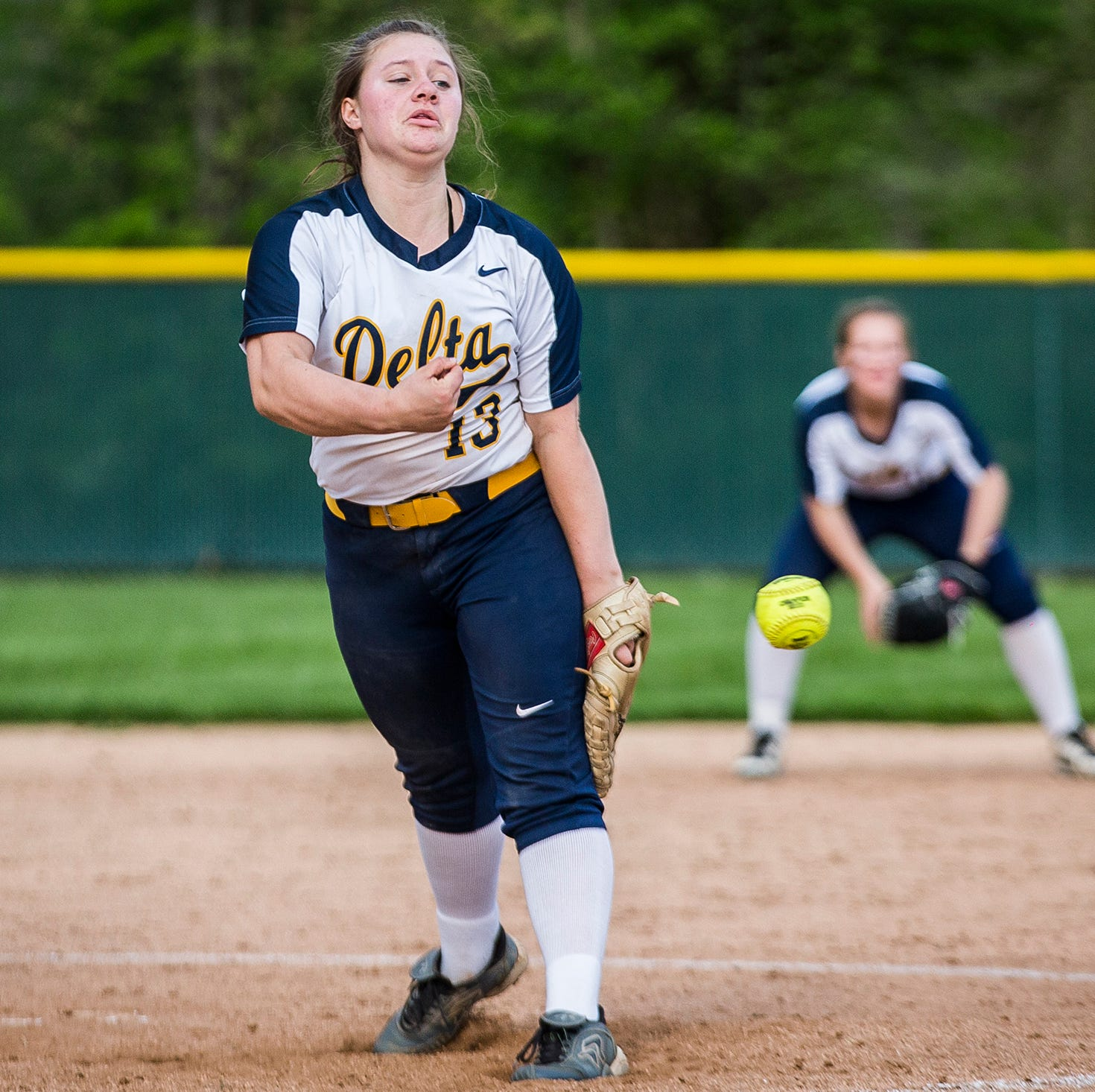 Delta's trust in pitcher pays off as Eagles win Delaware County Softball Tournament