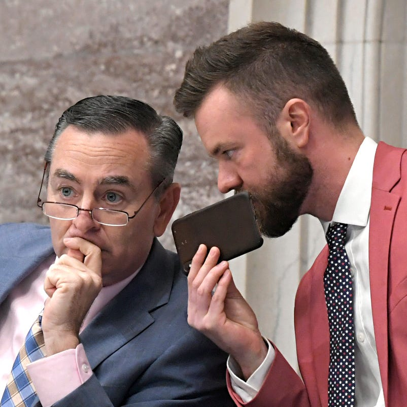 Weathersbee: Glen Casada's role in lewd, racist text scandal reflects culture of insensitivity
