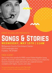 Songs & Stories poster
