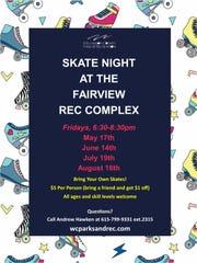 Skate Night poster