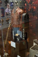 """NASHVILLE, TN - APRIL 30:  Artifacts seen during Country Music Hall of Fame and Museum's new exhibit """"Still Rings True: The Enduring Voice of Keith Whitley"""" at Country Music Hall of Fame and Museum on April 30, 2019 in Nashville, Tennessee.  (Photo by Jason Kempin/Getty Images for Country Music Hall of Fame and Museum)"""