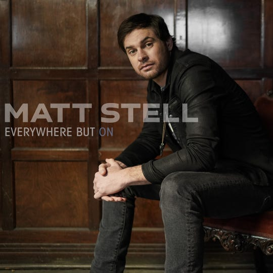 """Matt Stell will release his debut EP """"Everywhere But On"""" May 24."""