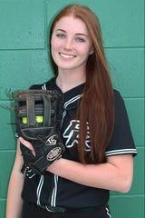 Markie Rosenbalm, Palmetto Ridge softball