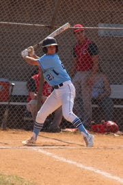 Wayne Valley pitcher Chris Coleman knocked in a run to help his cause in a win over Eastside.